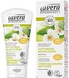 lavera Crème Equilibrant Matifiant - Vegan - Cosmétiques naturels - Ingrédients végétaux bio - 100% naturel 50 ml