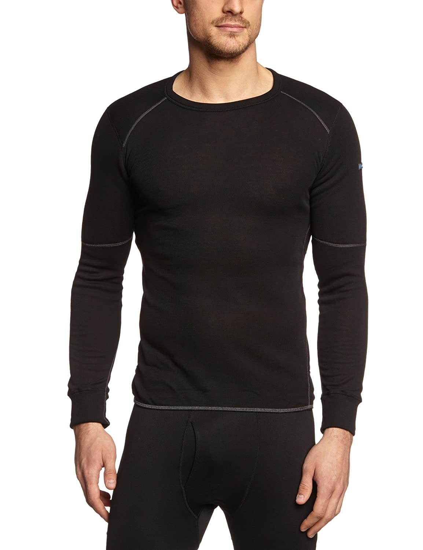 Odlo Herren Shirt Long Sleeve Crew Neck X-Warm