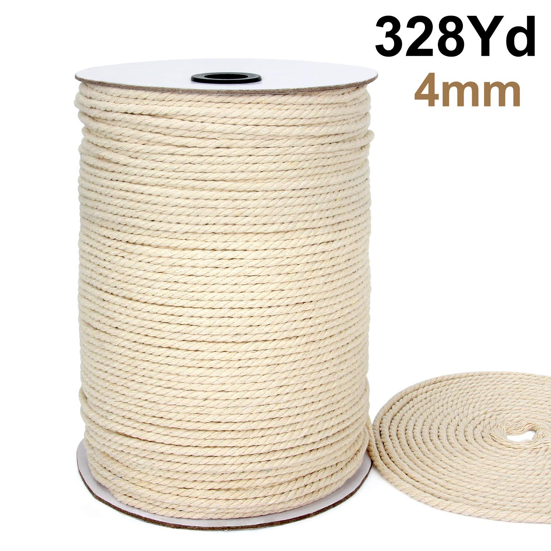 3mm flat elastic braided cordwhite cream unbleached