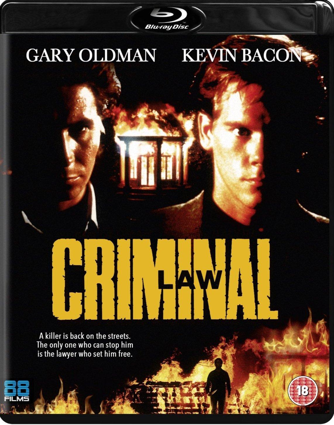 Criminal Law [Blu-ray]
