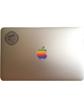 e8723ebf9ab Design Art Apple Old Retro Rainbow Multicolour Logo Eppo Brand Sticker Decal  For 11