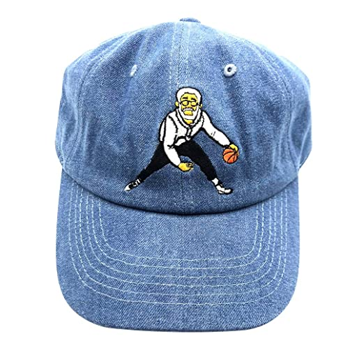 Shengyuan Lin Classic Cotton Dad Hat │ Baseball Cap with Pre-Curved Visor 94a9dc81de9