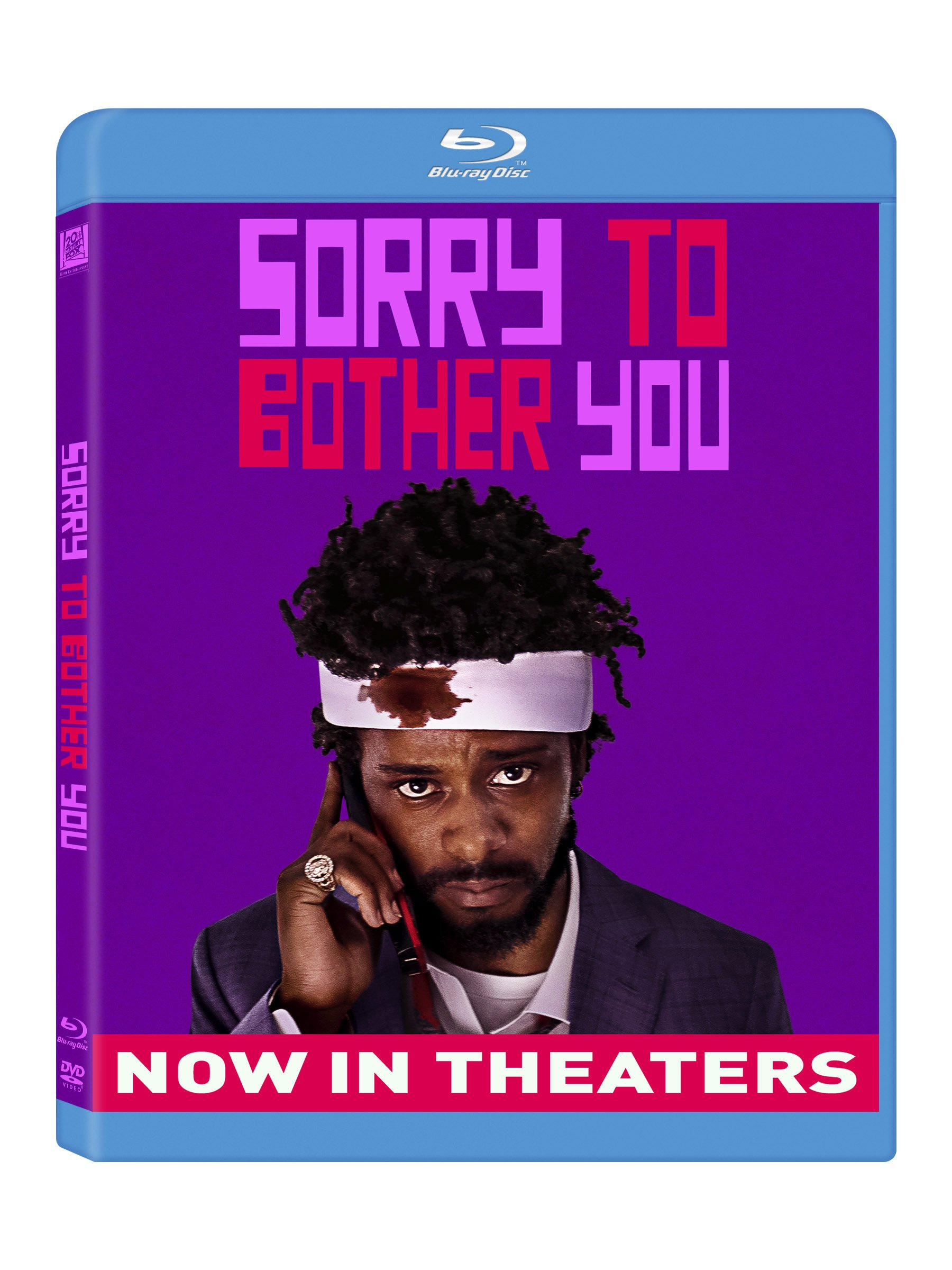 Blu-ray : Sorry To Bother You (With DVD, Widescreen, AC-3, Digital Theater System, Subtitled)