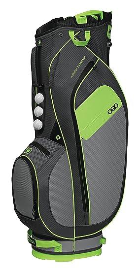 Callaway Cirrus Cart Bolsas para Palos de Golf, Mujer, Verde ...