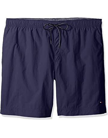 fafaa7c4b4 Tommy Hilfiger Men's Big & Tall The Tommy Swim Short