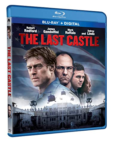 Amazon.com: The Last Castle (Blu-ray + Digital): Robert Redford, James Gandolfini, Mark Ruffalo, Delroy Lindo, Rod Lurie: Movies & TV