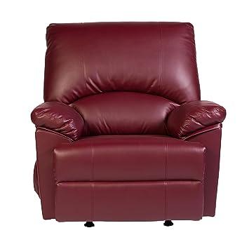 Amazon.com: Relaxzen Reynolds - Reclinador de masaje para ...