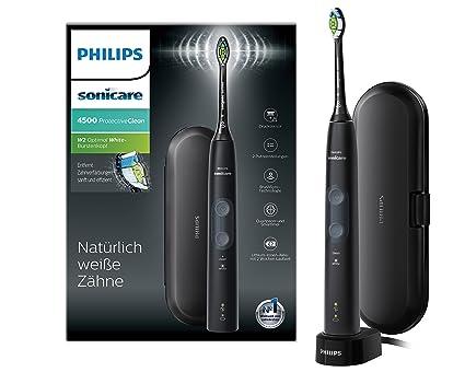 Philips Sonicare hx6830/53 Protect Ive Clean 4500 Cepillo de dientes eléctrico con tecnología de