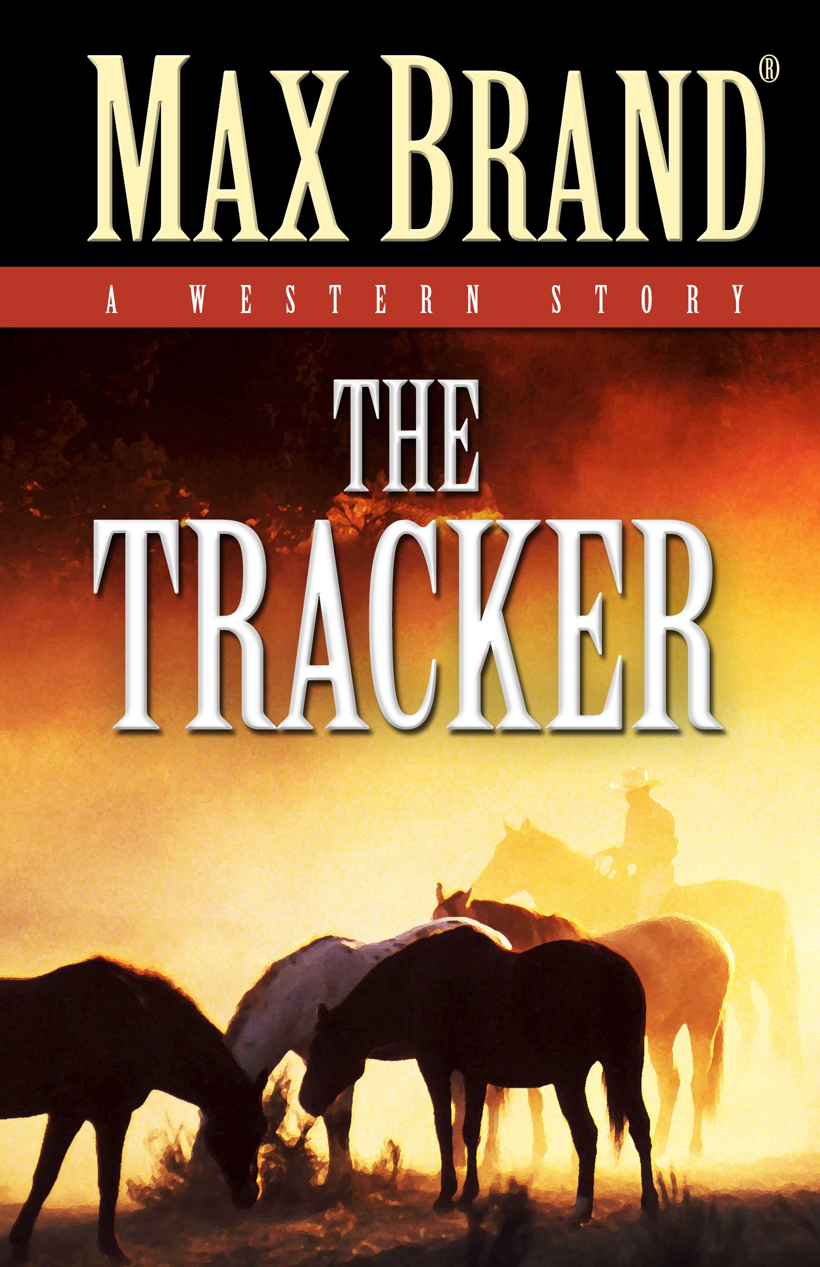 Download The Tracker: A Western Story ebook