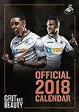 Swansea City A.F.C. Official 2018 Calendar - A3 Poster Format Calendar
