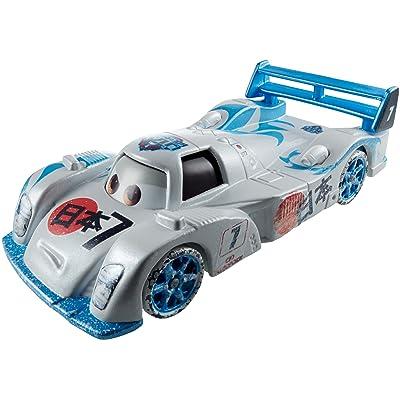 Disney/Pixar Cars Ice Racers 1:55 Scale Diecast Vehicle, Shu Todoroki: Toys & Games