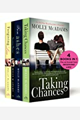 The Molly McAdams New Adult Boxed Set: Taking Chances, From Ashes, Stealing Harper, Forgiving Lies, and an excerpt from Deceiving Lies Kindle Edition