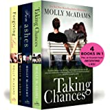 The Molly McAdams New Adult Boxed Set: Taking Chances, From Ashes, Stealing Harper, Forgiving Lies, and an excerpt from Decei