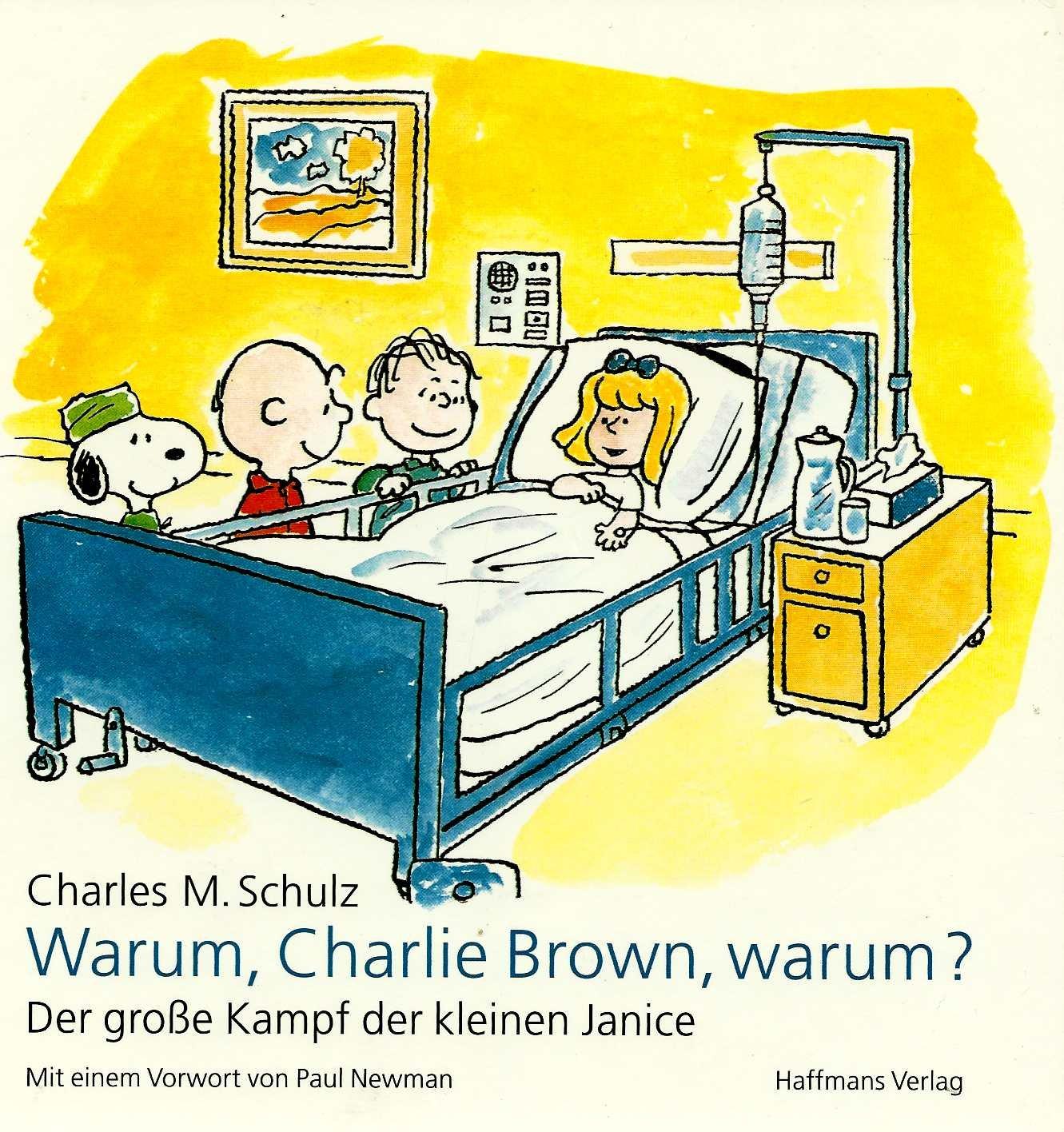 Warum, Charlie Brown, warum?: Der grosse Kampf der kleinen Janice