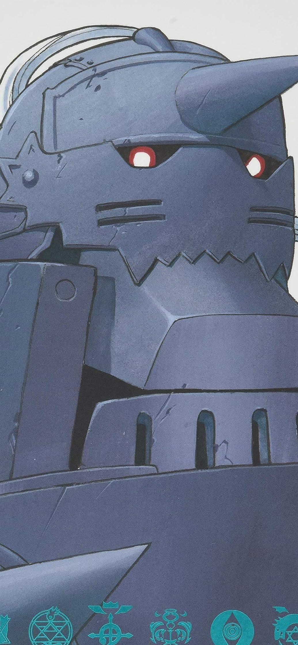 鋼の錬金術師 アルフォンス・エルリック iPhone XR,XS Max 壁紙画像