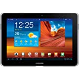 Samsung Galaxy Tab 10.1N P7501 Tablet (25,7 cm (10.1 Zoll) Touchscreen, 3G, Wifi, 16 GB Speicher, Android Betriebssystem) pure white