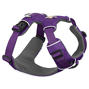 RUFFWEAR - Front Range Harness, Tillandsia Purple (2017), Medium