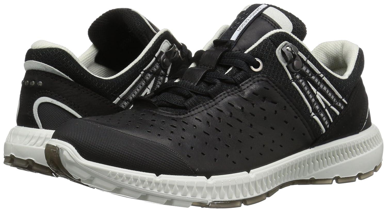 ECCO Women's Women's Intrinsic Tr Walker Fashion Sneaker B01M9F5B2U 39 EU / 8-8.5 US|Black/Black