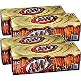 A&W ルートビア (A&W Root Beer) 355ml×24缶入×2ケース