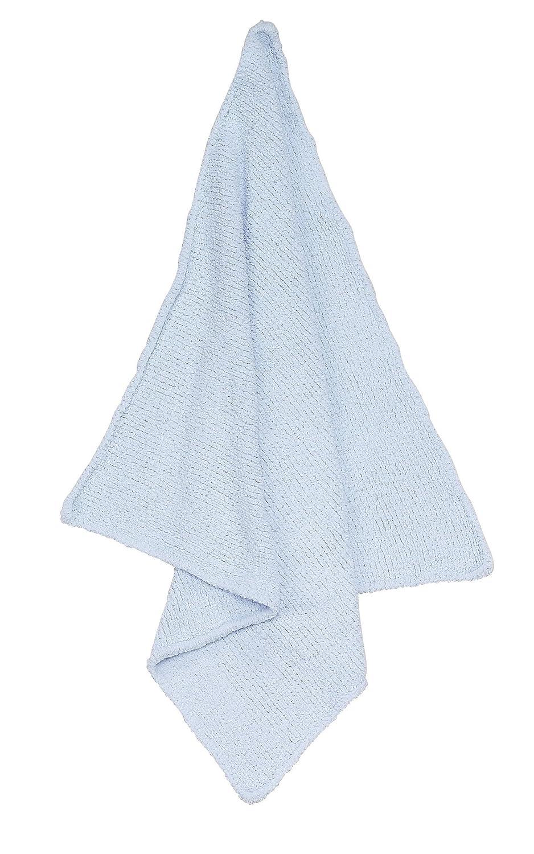 Angel Dear Chenille Blanket White