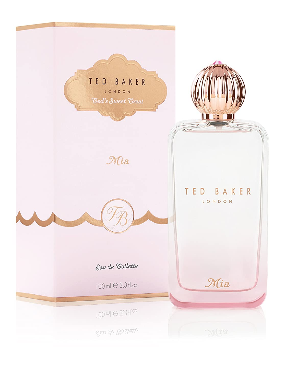 f6ef68190b7f16 Ted Baker Sweet Treats - Mia - Women s 100ml Eau de Toilette  Amazon.co.uk   Luxury Beauty