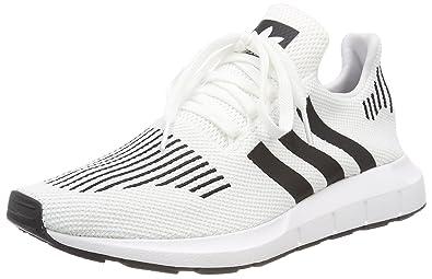 adidas Jungen Swift Run Fitnessschuhe, Weiß (Ftwbla/Negbas/Brgrin 000),