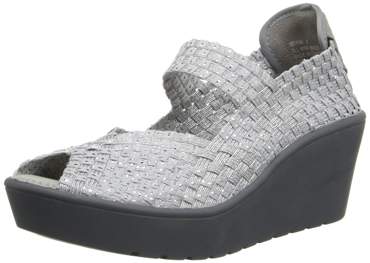 STEVEN by Steve Madden Women's Brynn Wedge Sandal