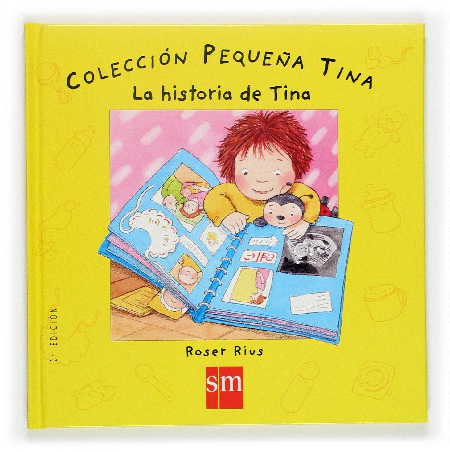 La historia de Tina (Pequeña tina): Amazon.es: Rius Camps, Roser, Rius Camps, Roser: Libros