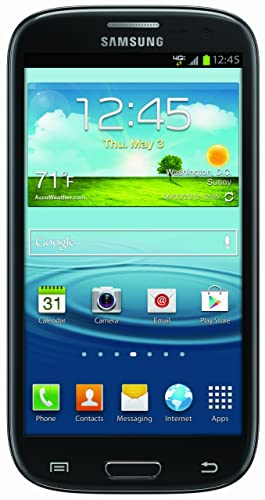 Amazon.com: Samsung Galaxy S3, Black 16GB (Verizon Wireless ...
