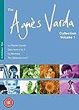 Agnes Varda Collection Vol 1 (4 Dvd) [Edizione: Regno Unito] [Import anglais]