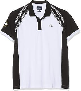 La Martina Man Polo Short Sleeve Cotton Jersey Hombre: Amazon.es ...