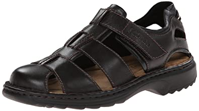 e6eb2492e Josef Seibel Men s Jeremy Dress Sandal Moro 42 EU 9 ...