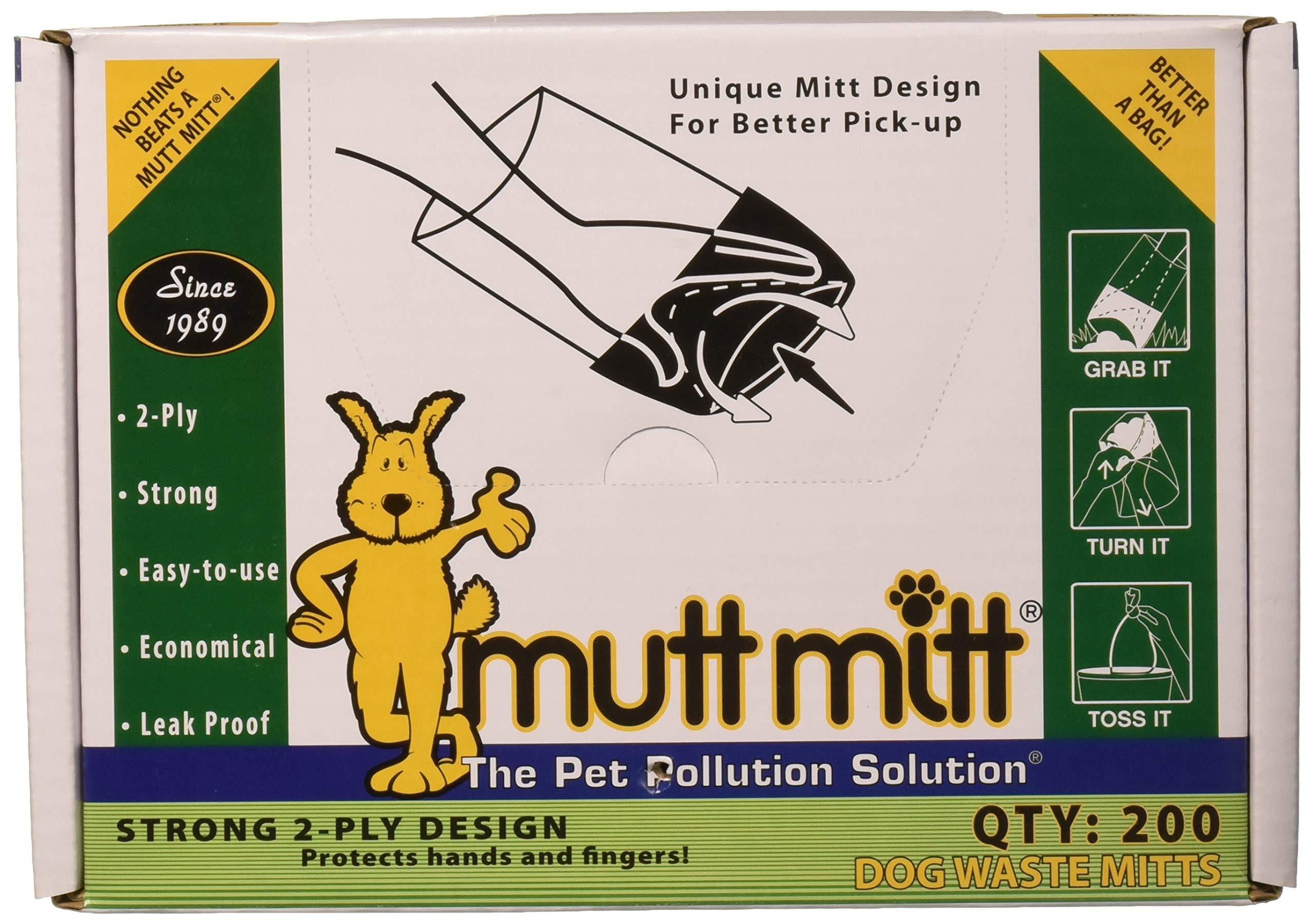 Dispense A Mitt Box 200 Count by Mutt Mitt