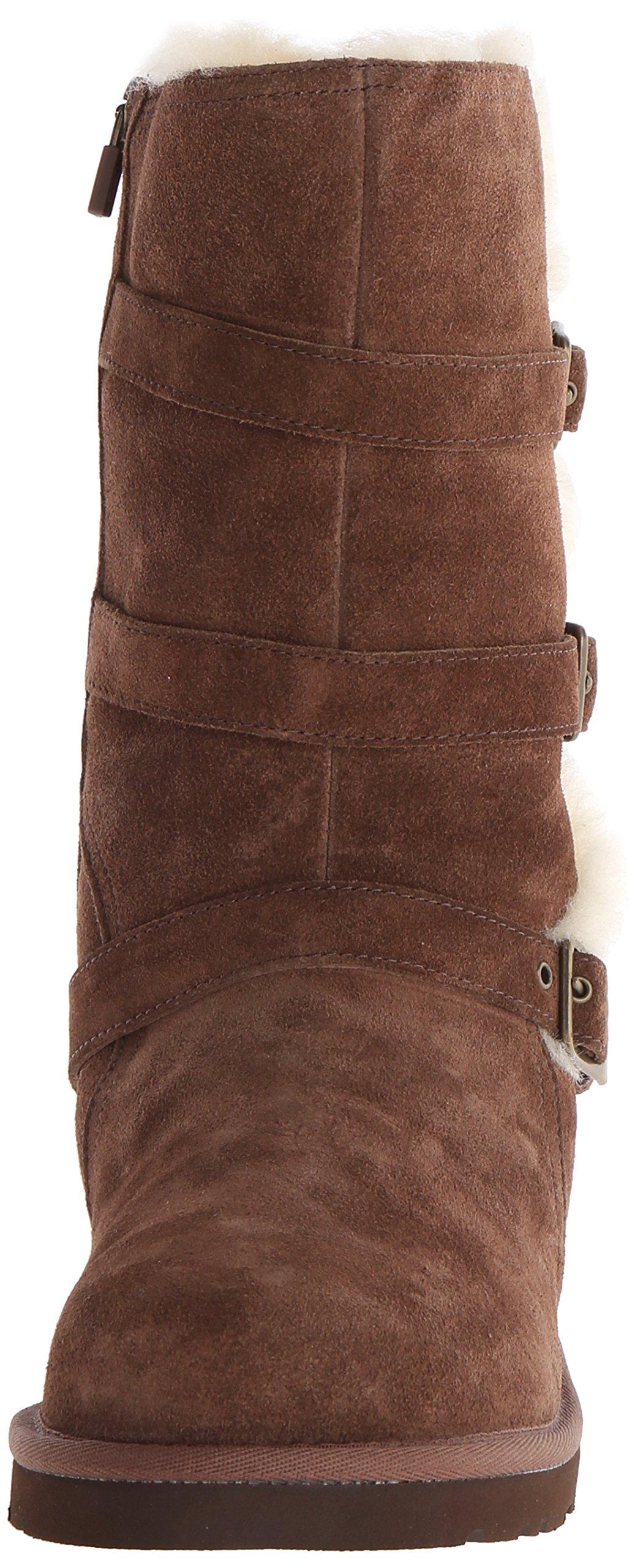 UGG Australia Girls Maddi Chocolate Western Boot - 5 by UGG (Image #4)