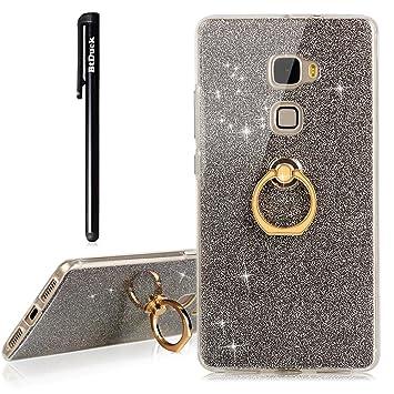 btduck Carcasa para Huawei Mate S - Purpurina Teléfono Móvil ...