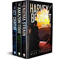 Harvey Bennett Mysteries: Books 1-3 (English Edition)