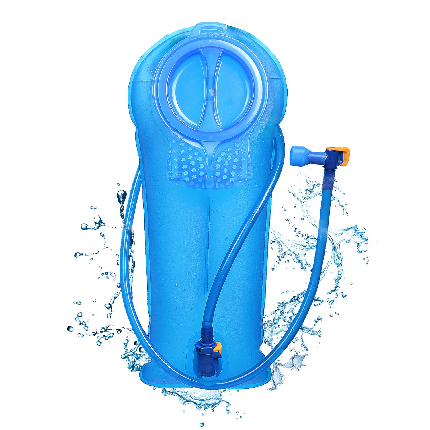 03f2b3d8b057 Unigear Hydration Water Bladder Reservoir BPA Free FDA Approved and Taste  Free for Backpacking