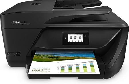 Stampante multifunzione hp officejet 6950 a getto di inchiostro, stampa, scannerizza, fotocopia, fax 2M3CS39