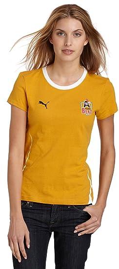 368ce590 Buy Puma Women's 2010 WPS Atlanta Replica T-Shirt (Sunflower, X ...