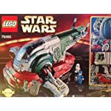 Lego Star Wars Slave I 1996pc(s) - building sets (Movie, Boy, Multicolour)
