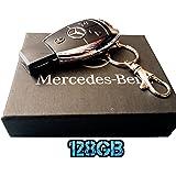 Sport Luxury Car 128GB Remote Key USB Flash/Pen Drive/Stick/UDisk. Presented in Box.