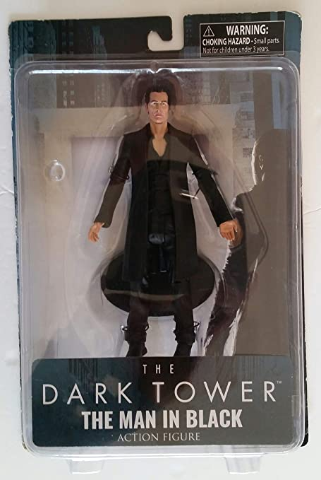The Man in Black Action Figure DIAMOND SELECT TOYS The Dark Tower Select