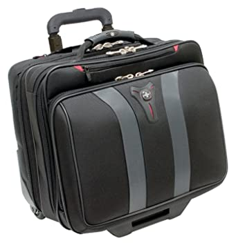 b55ce2c5a5653 Wenger 600659 GRANADA 17-Zoll-Rad-Laptop-Tasche