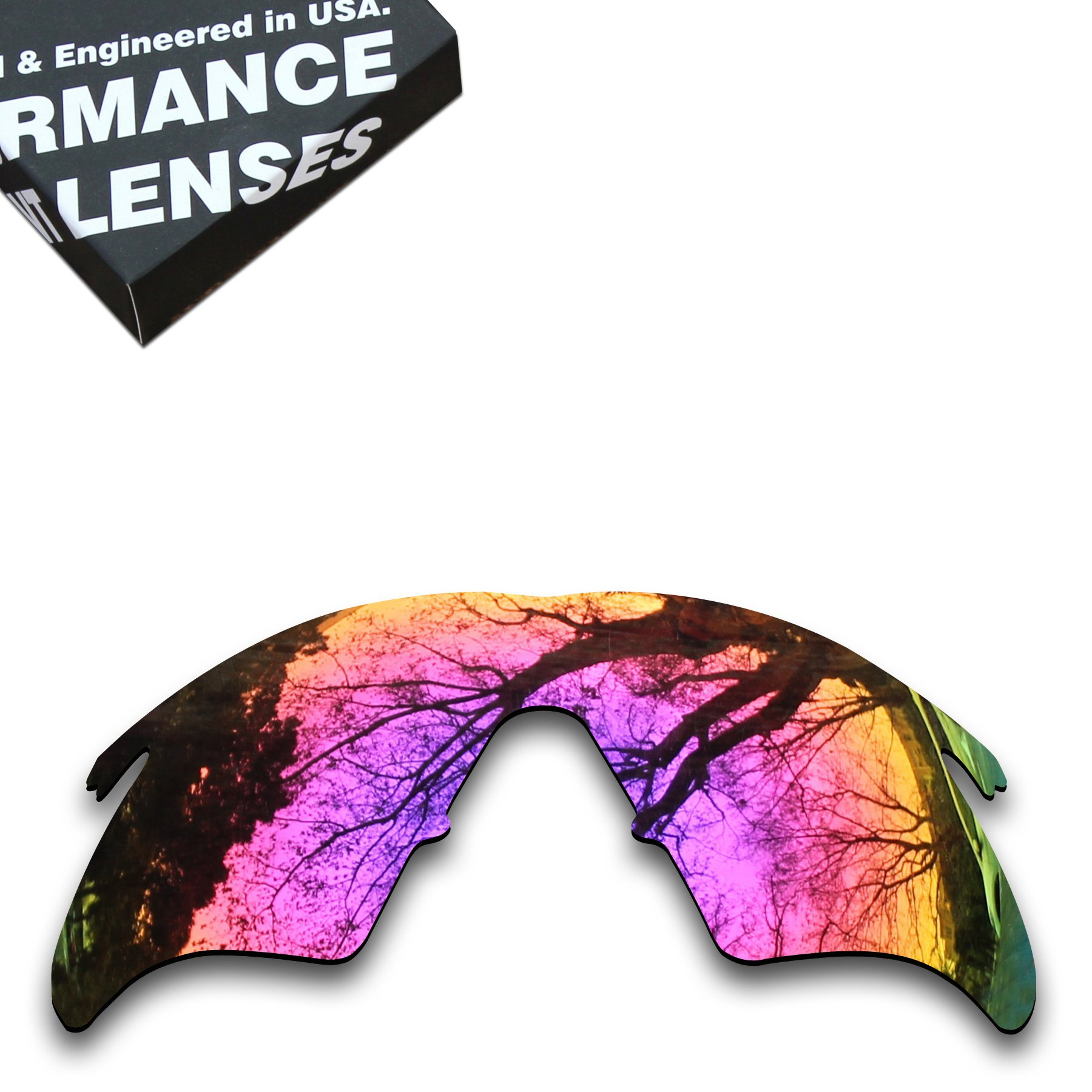 ToughAsNails Polarized Lens Replacement for Oakley M Frame Heater Sunglass - More Options by ToughAsNails
