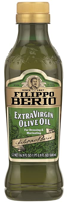 Filippo Berio Extra Virgin Olive Oil, 16.9 Ounce