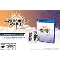 The Alliance Alive Hd Remastered Play Station 4 - Standard Edition - PlayStation 4