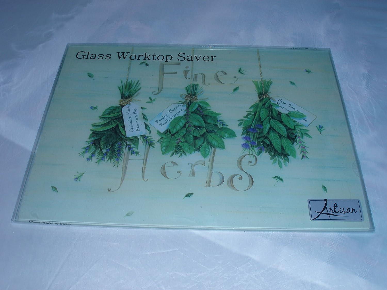 VIRTUALLY UNBREAKABLE GLASS WORKTOP SAVER,PROTECTOR \