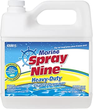 Spray Nine 26901S Deck Cleaner