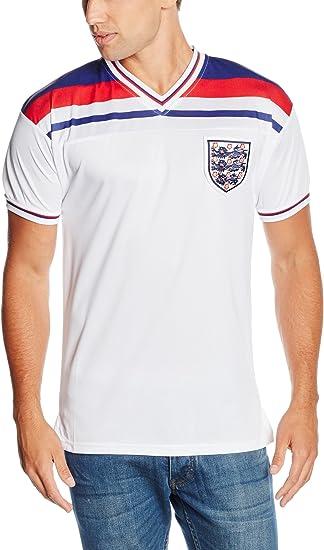 England 1982 World Cup Home Shirt