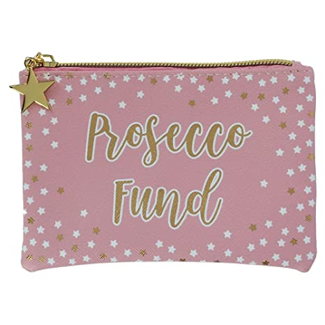 Sass and Belle Prosecco - Monedero para fiesta: Amazon.es ...